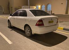 +200,000 km Toyota Corolla 2001 for sale