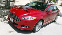 Automatic Red Ford 2013 for rent