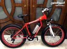 دراجة هوائية كهربائية فيراري 2018