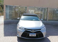 Used condition Toyota Camry 2016 with 1 - 9,999 km mileage