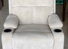 كرسي استرخاء هزاز وبرام