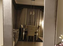 مرآة غرفة جلوس ماركة ابي 100×200 من مفروشات ذاون