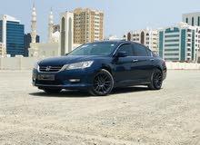 HONDA ACCORD 2013 V6 SPORT GCC