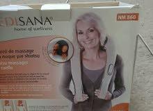 اجهزة مساج طبيه من شركة ميدي سانا الالمانية