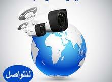 كاميرات مراقبة ليلية ونهارية حساسة متنوعة