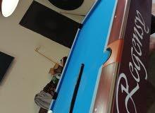 طاولة بلياردو 9 فوت Regensy billiard table 9f marble billiard Master brand
