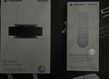 HD camera & Media Remote for PS5