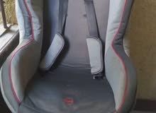 كرسي سيارة مستورد استعمال بسيط جدا