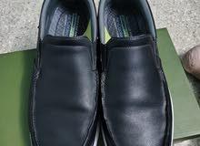 حذاء اسكتشرز أصلى مقاس 46 مريح جدا كلاسيك