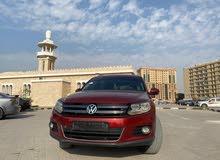 VW Tiguan 1400 cc  turbo