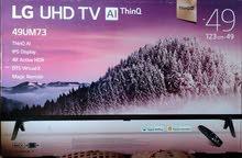 شاشة LG UHD TV 49