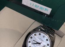 Rolex date just 41mm mother of pear dial