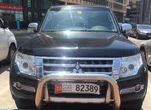 Mitsubishi pajero 2015 clean