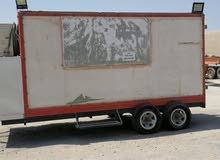 عربة طعام للبيع