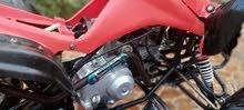 دراجه 125 سي سي للبدل بكاسكو
