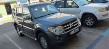 Mitsubishi pajero 2013 Model lady use car available for sale in abudhabi city