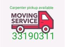 shifting moving carpentry