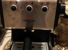 الة قهوة ميباشي