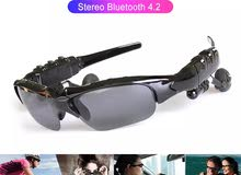النظارة الذكية Bt sunglass