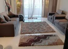 شقة للايجار مفروشة فرش مودرن