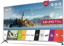 LG LED 4K 55inch ال جي للبيع