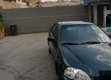 Automatic Green Honda 1998 for sale