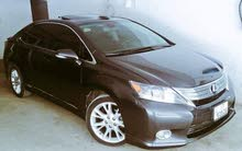 Lexus HS 2010 For sale - Grey color