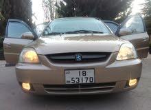 Gold Kia Rio 2004 for sale