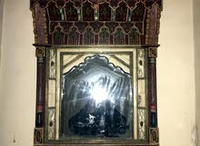 traditionel ancien miroir