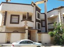 Downtown neighborhood Benghazi city - 300 sqm house for sale