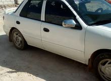 Kia Sephia 1997 For sale - White color
