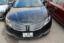 Black Lincoln MKZ 2014 for sale