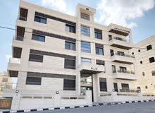 شقة للبيع في اجمل مناطق عمان الغربية بموقع مميز جدا باطلالة خلابة (اسكان المنصور)