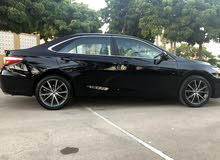 Black Toyota Camry 2015 for sale
