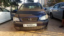 For sale Zafira 2001