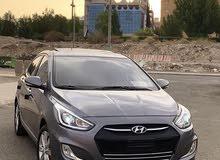 Hyundai Accent 2016 For sale - White color