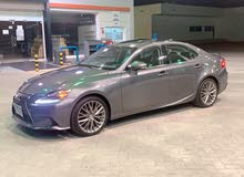 For sale 2014 Grey IS 250