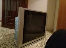 تلفزيون ال جى 29 بوصة يعمل و بحالة جيدة يحتاج لاستبدال  الاطار الخارجى فقط لم يدخل ورشة الاصلاح