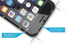 زجاج واقي لشاشة الموبايل