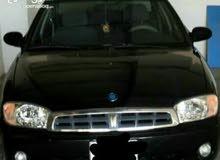 Black Kia Spectra 2000 for sale