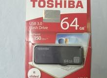 فلاشة توشيبا 64 جيجا 3.0 استعمال اسبوع Flash Memory Toshiba 64Gb 3.0