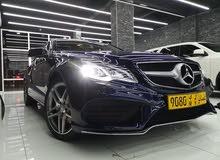 Blue Mercedes Benz E 350 2014 for sale