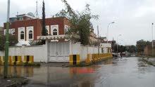 فلة السفاره الجيبوتيه - صنعاء - الحي السياسي