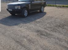 Used condition Land Rover Range Rover HSE 2004 with +200,000 km mileage