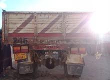 جرار كلبريزي 7.5 متر قلاب