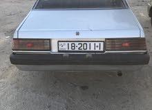 رقم مميز للبيع و ممكن مع السيارة ميتسوبيشي جالانت 1982