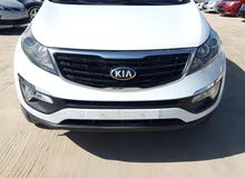Kia sportage 2015km90000 midd option very neat and clean accident free Gcc spec 0565586422