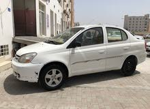White Toyota Echo 2005 for sale