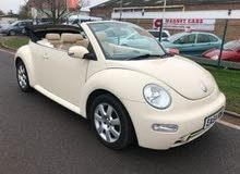 Volkswagen Beetle 2005 For sale - Beige color