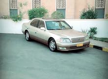 1 - 9,999 km Lexus IS 1998 for sale